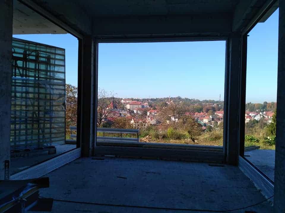 Montaż okien aluminiowych